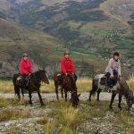 journée de rando à cheval