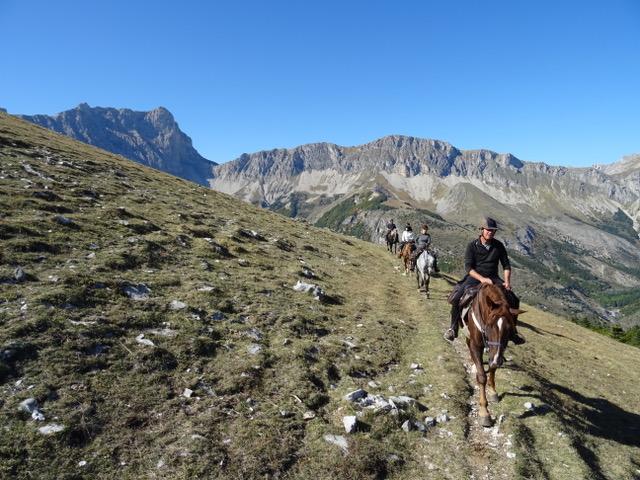Randonnée entre le Sud des Hautes Alpes et Le Nord de la Provence